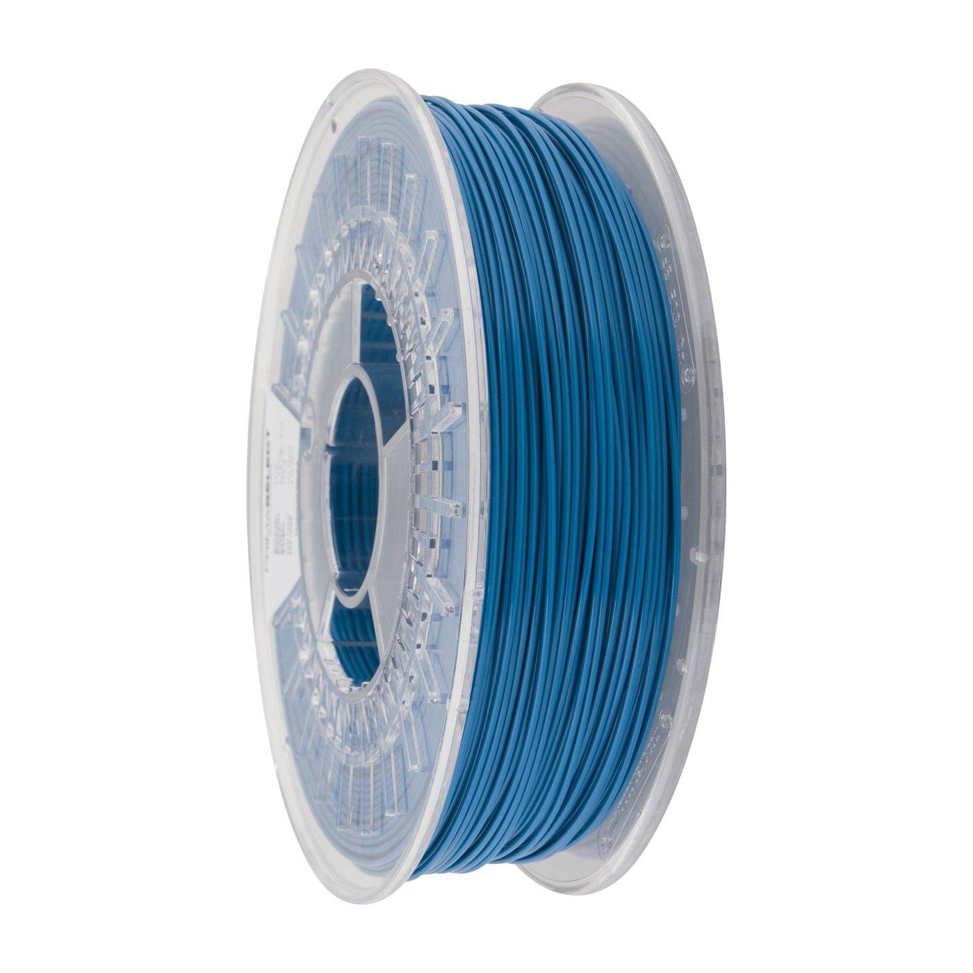 750 g 1.75 mm PrimaSelect PETG Filamenti Blu Trasparente