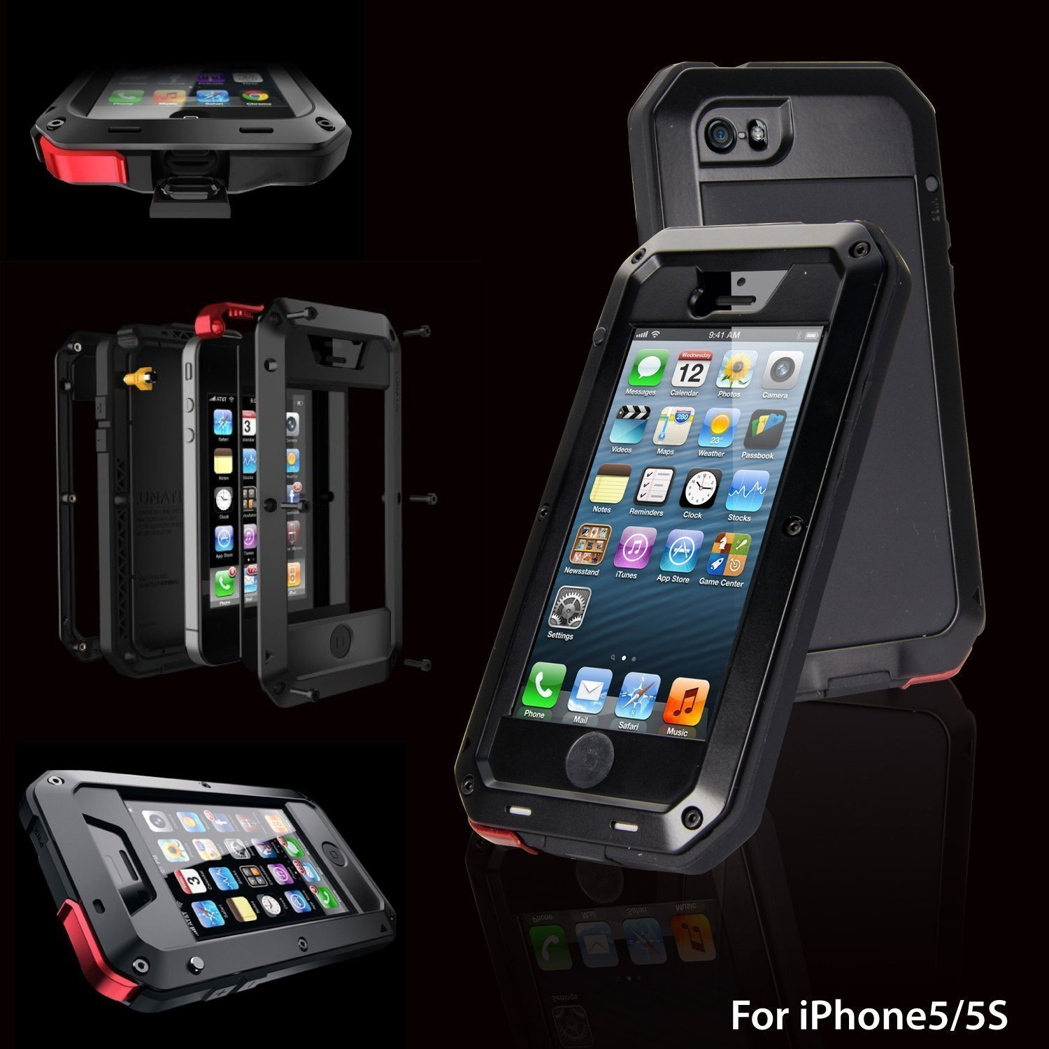 coque anti poussiere iphone 5