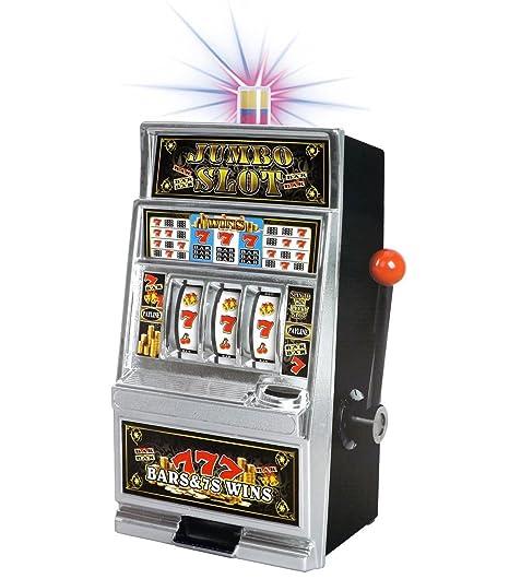What sounds do slot machines make manhattan slots