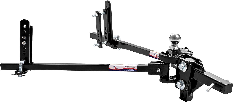 Fastway 94-00-0800 Round Bar Weight Distribution Hitch