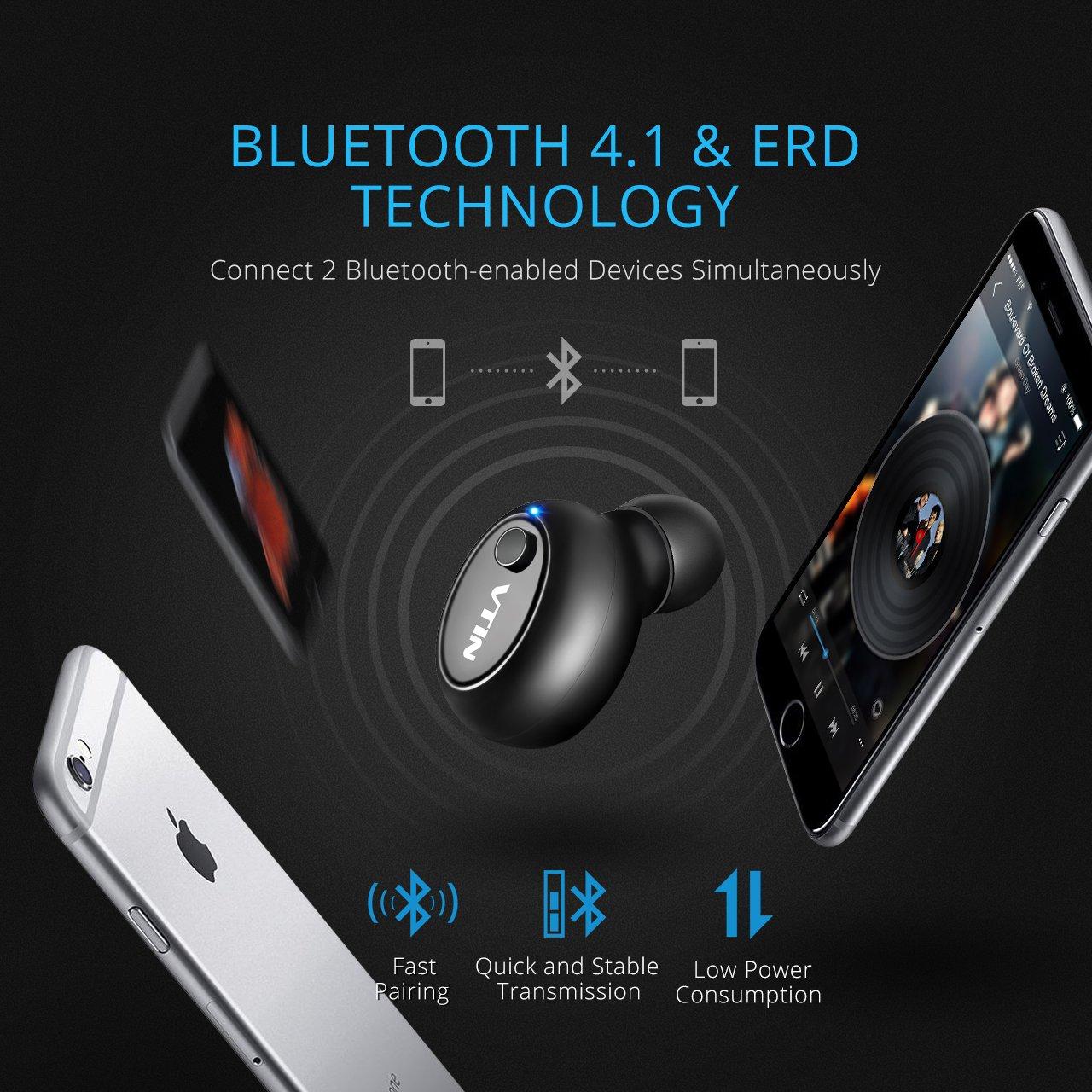 Mini auricular bluetooth por poco más de 10€ por solo 10,69€