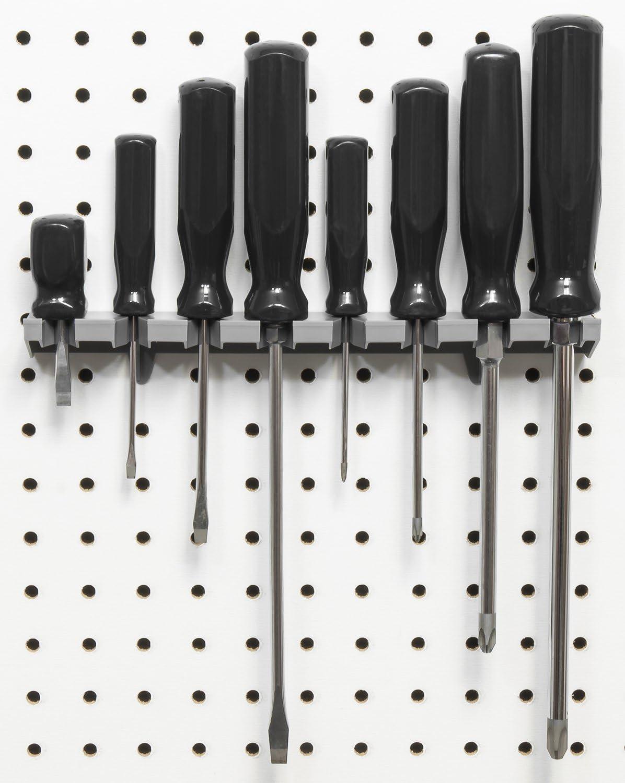 Ernst 5350 V Slot 8 Tool  Screwdriver Organizer USA