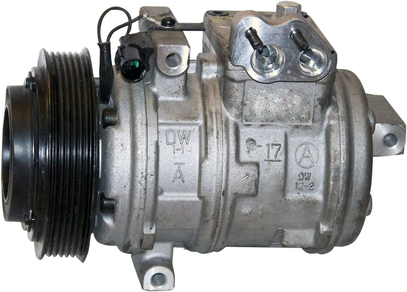 Tested Select TCW 31321.6T1 A//C Compressor and Clutch