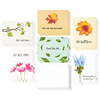 Sympathy Cards Box Set 12 Pack Jumbo Inappropriate