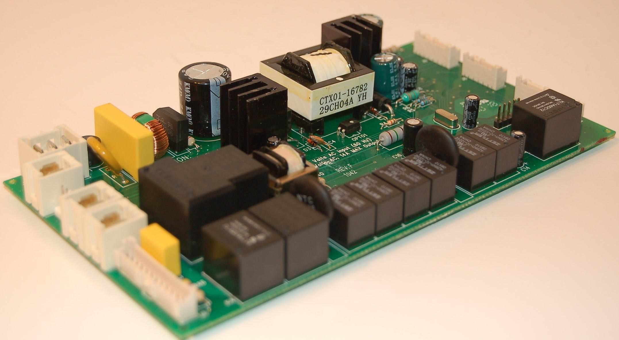 Original Viking OEM Machine Control Board 016831-000