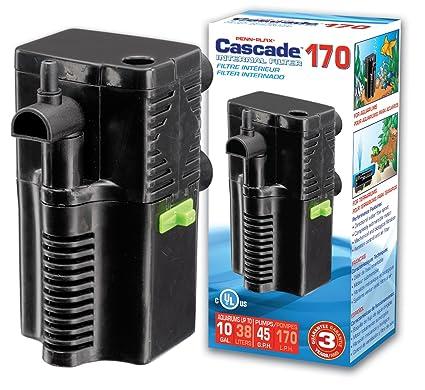 .com: penn plax (cif4) cascade 170 submersible aquarium filter ...