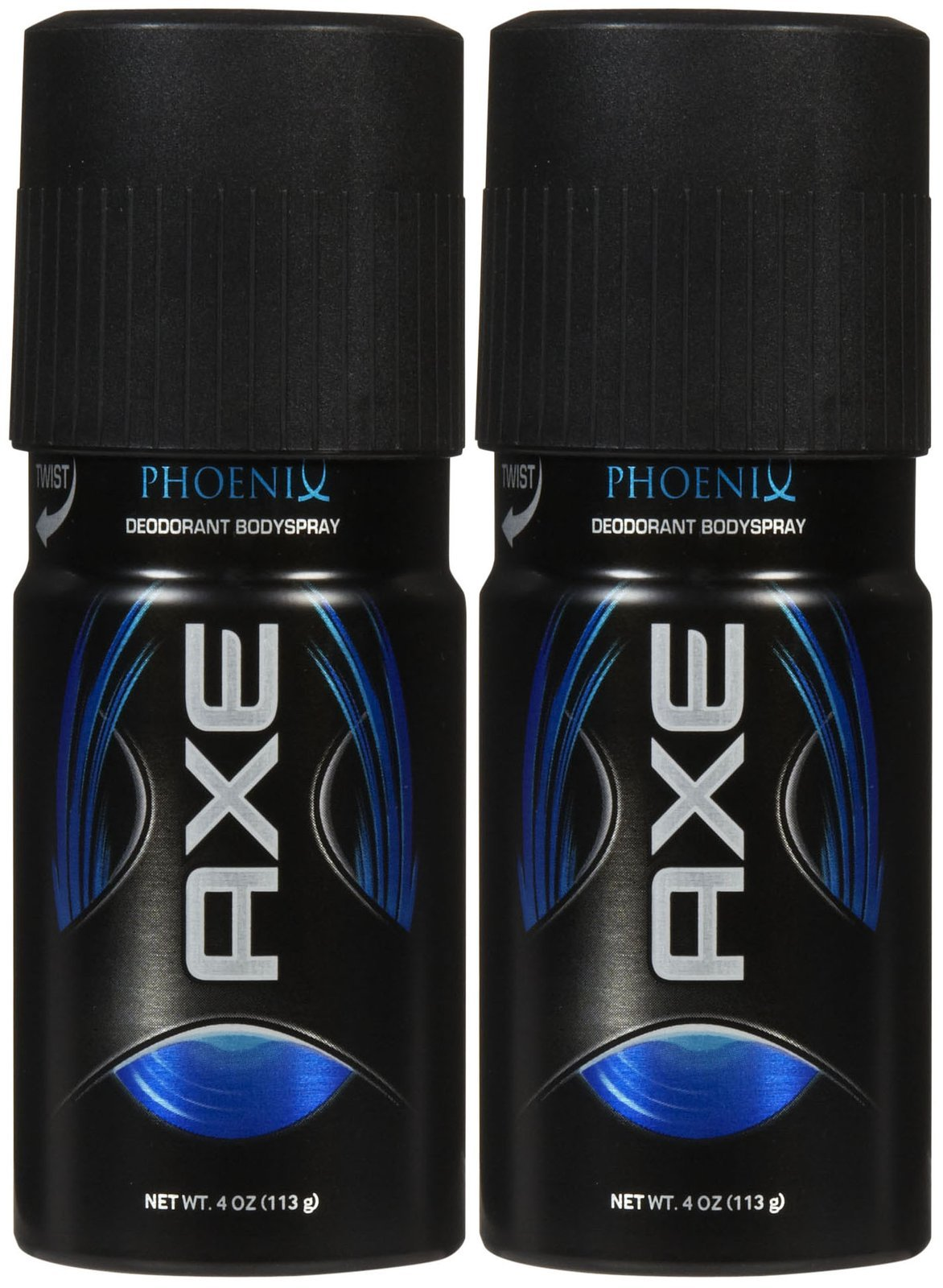 AXE Body Spray for Men - Phoenix - 4 oz - 2 pk