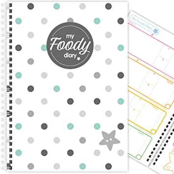 My Foody Diary: compatible con Slimming World (12 meses ...