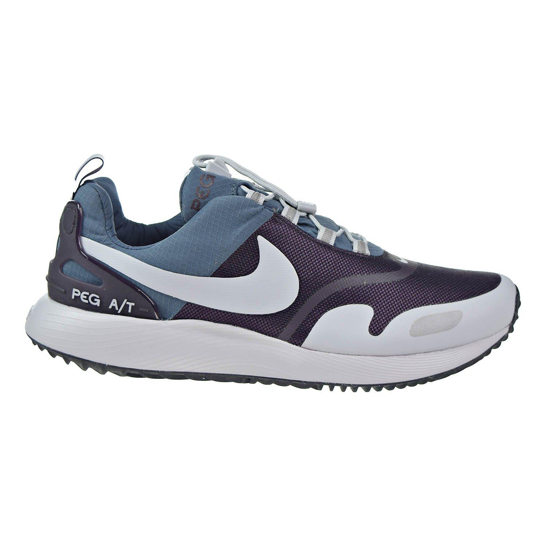 Nike Air Pegasus A/T  Blue Fox  Winter (2017 New Style), Schuhe Herren  40.5 EU|Blue Fox/Wolf Grey-Port Wine