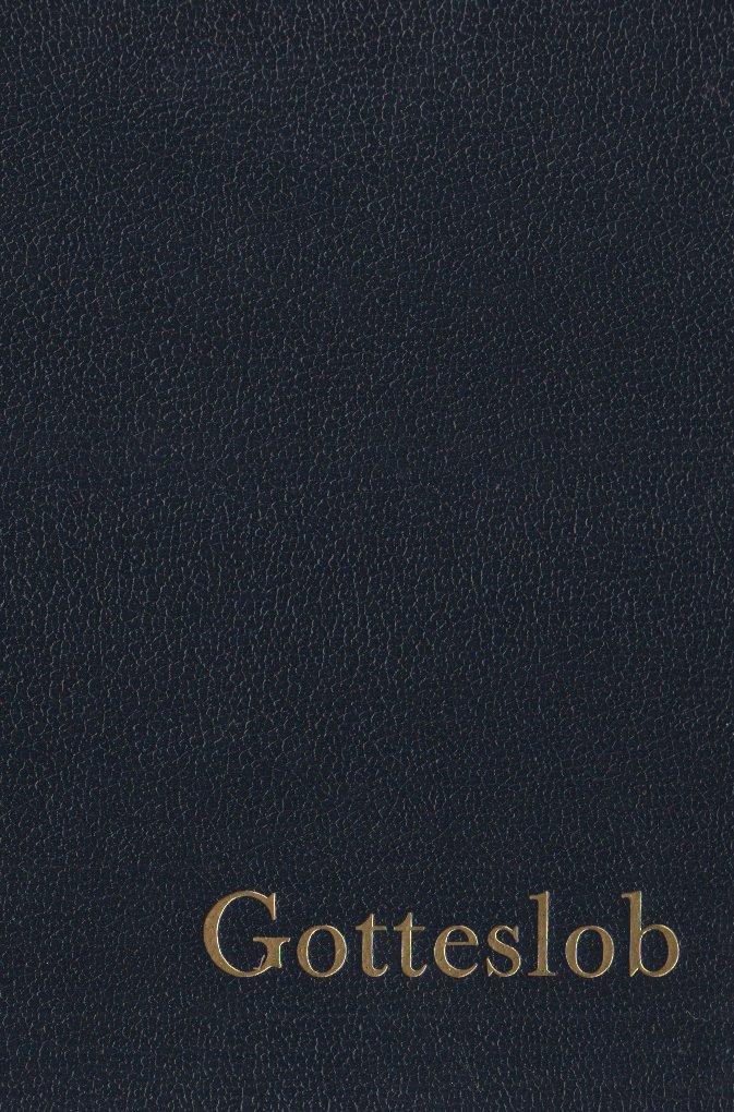 Gotteslob. Katholisches Gebet- und Gesangbuch, Ausgabe Bistum Münster: Blaue Ausgabe