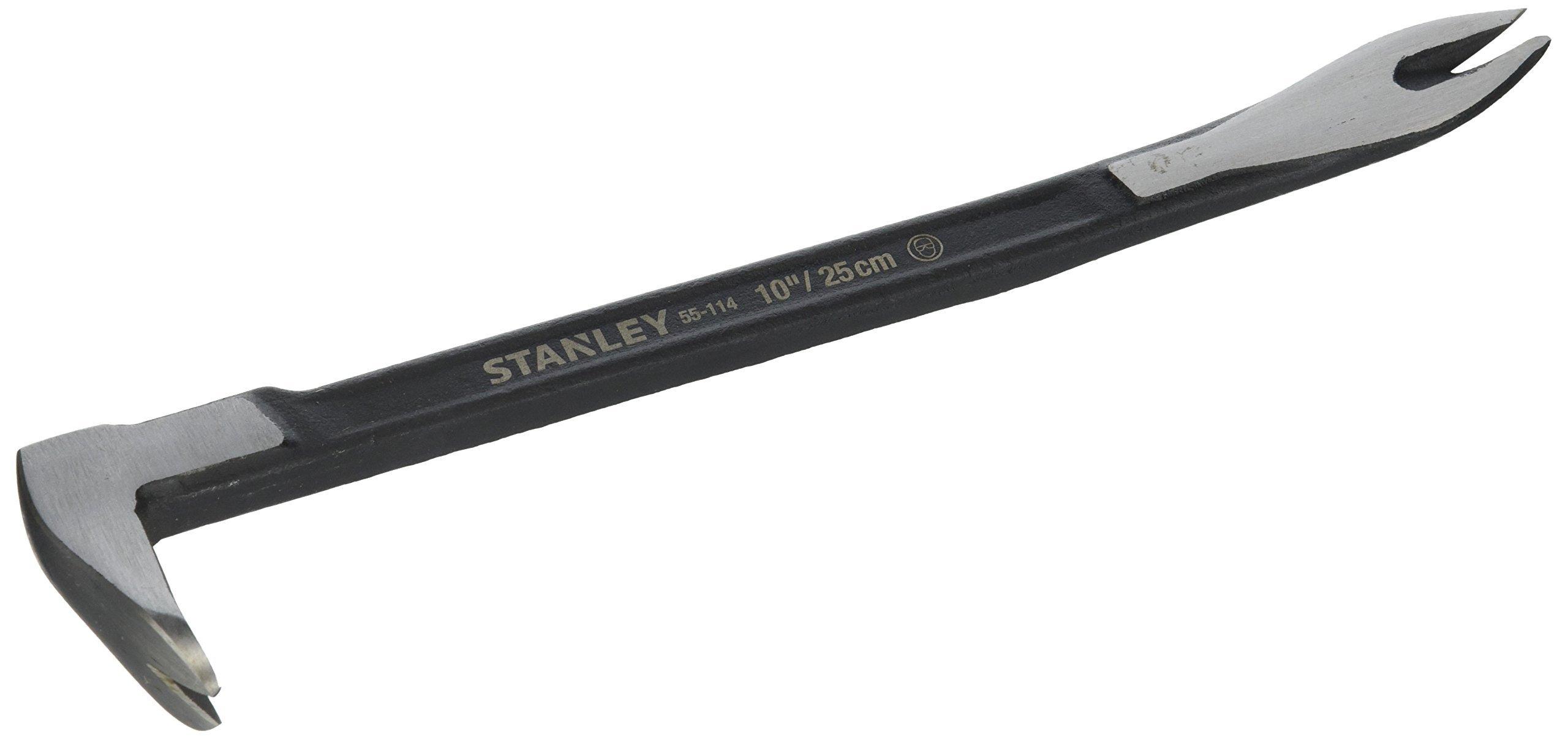 Stanley 55-114 10-Inch Claw Bar