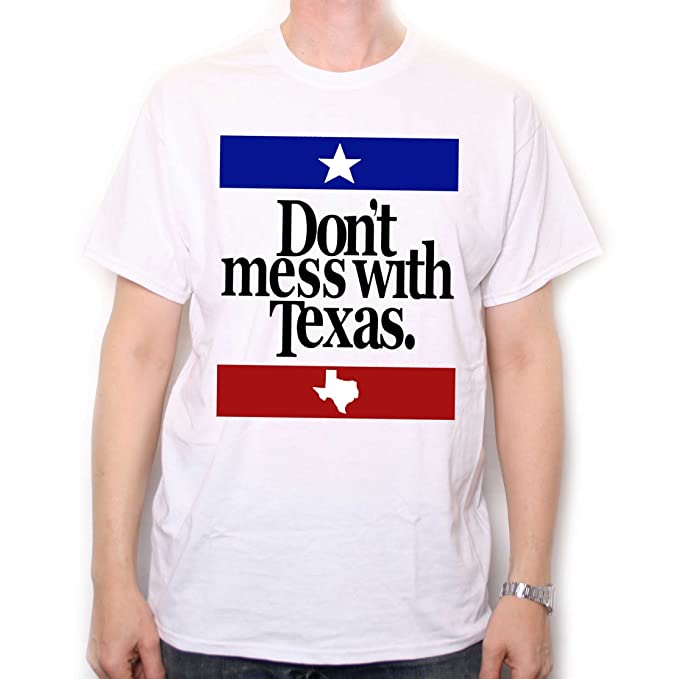 Old Skool Hooligans Don't Mess With Texas T Shirt