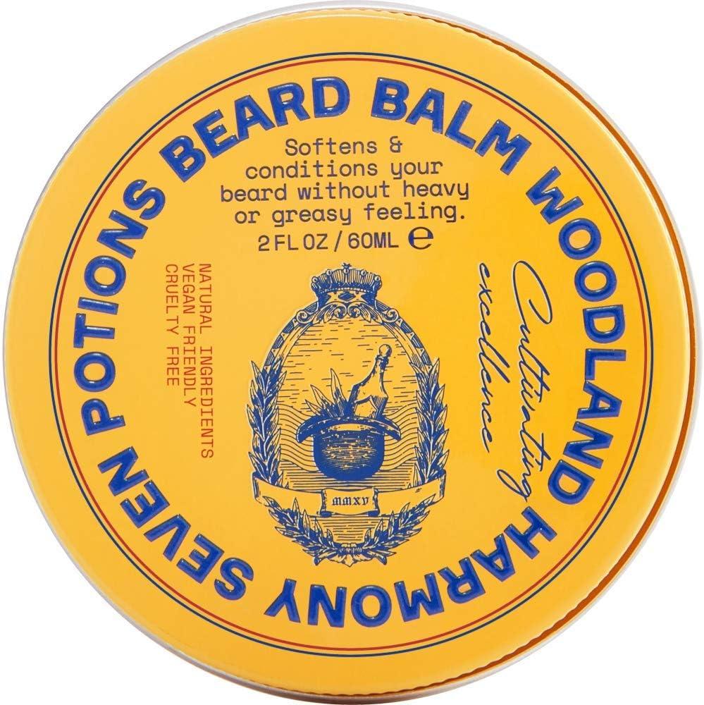 Seven Potions Balsamo da Barba Olio da Barba