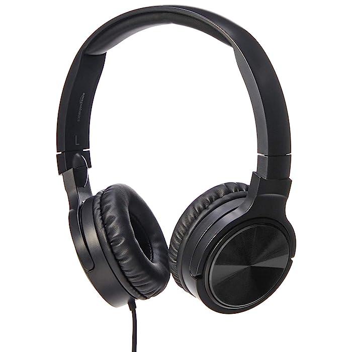 The Best Amazonbasics On Ear Headphones