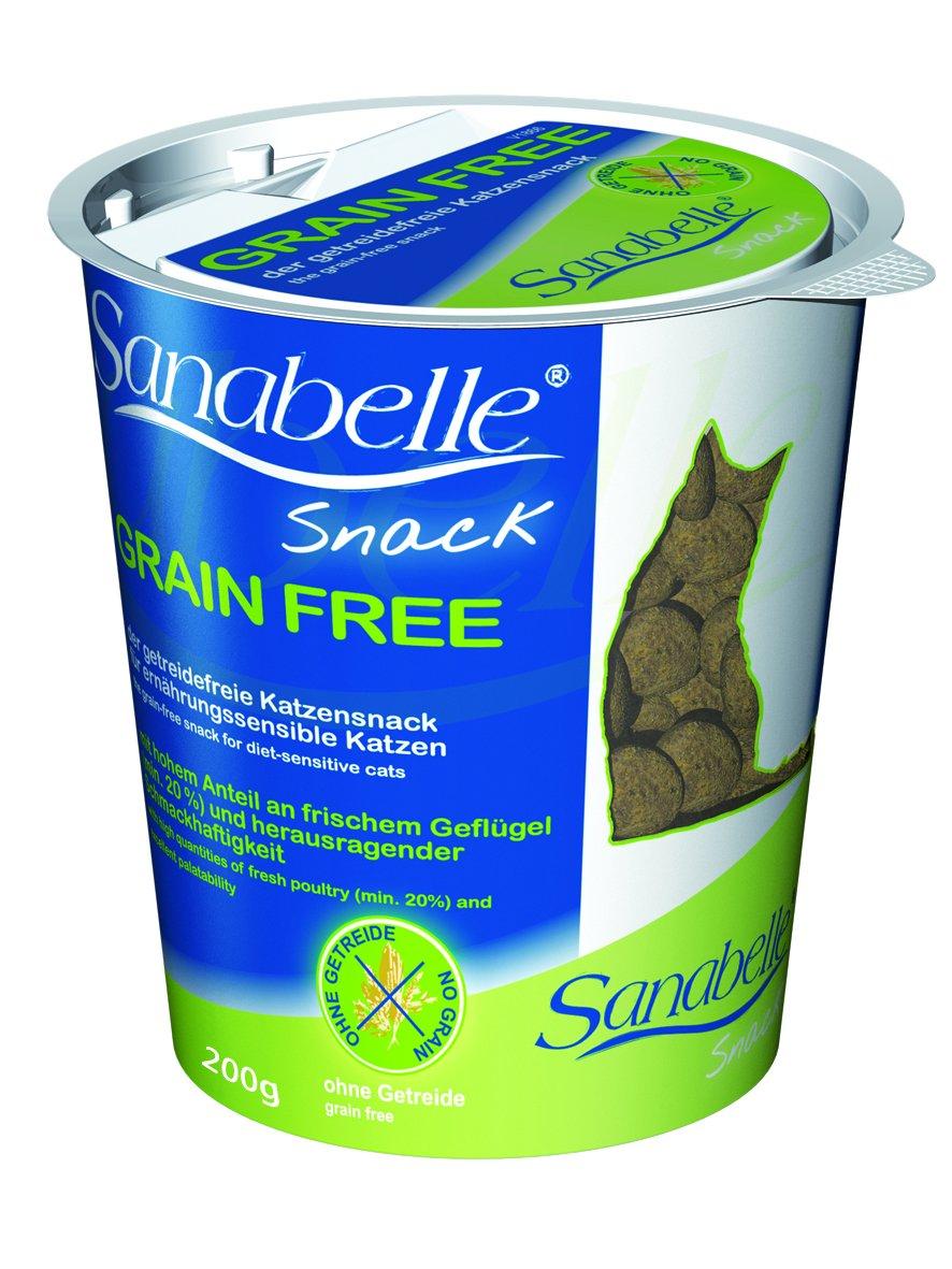 Sanabelle Grain Free-Snack | Merienda sin Cereales | con ...
