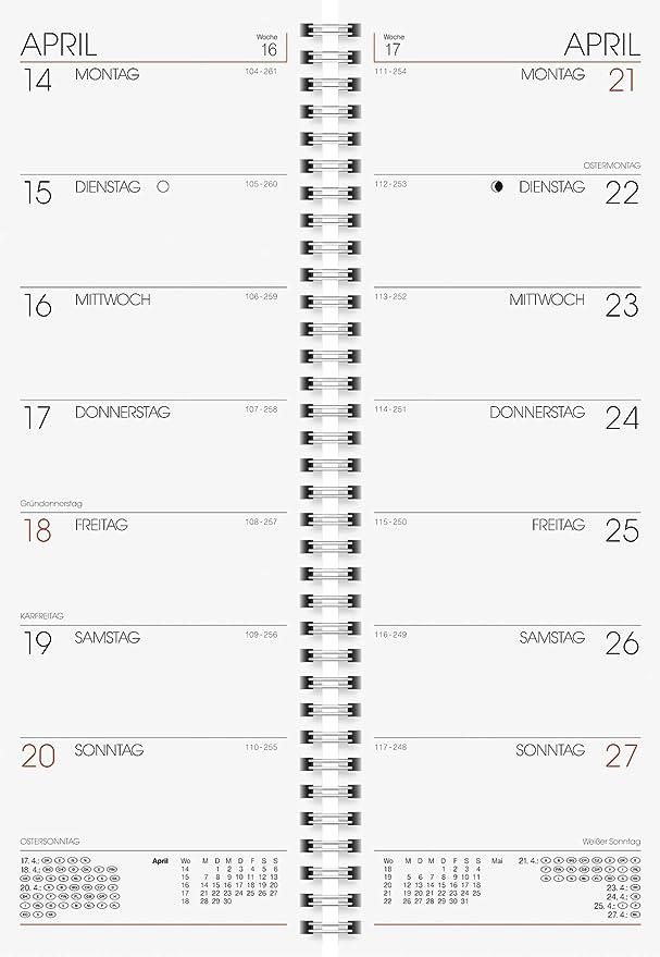 Vosarea h/ölzerner ewiger Tischkalender blockiert Weinlesemonat-Datumstabellenzusatz f/ür Innenministeriumdekorationbeige