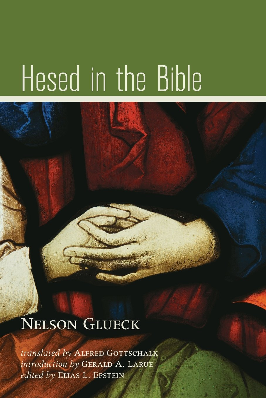 Download Hesed in the Bible: pdf epub