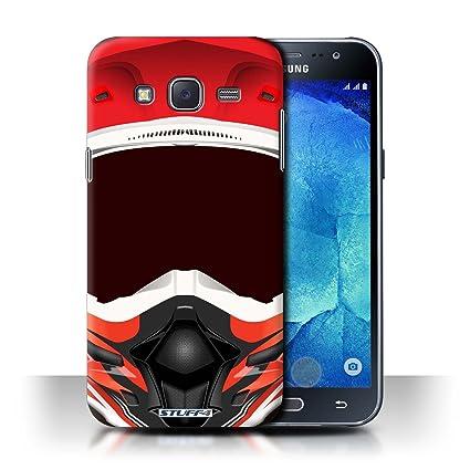 Stuff4 Carcasa/Funda Dura para el Samsung Galaxy J5/J500 ...