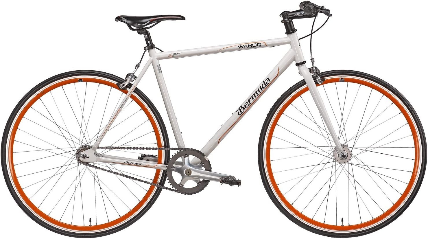 71,12 cm Fixie Singlespeed para bicicleta todo tipo Bermuda Wahoo ...