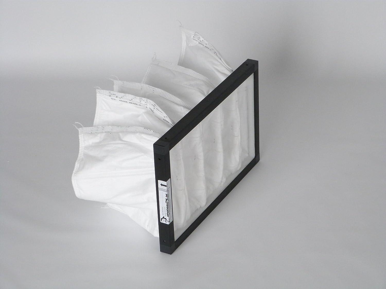 ZAFS-250 Set di 2 filtri di ricambio in struttura di plastica G4//F7 per Hoval Homevent RS 250
