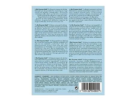 Amazon.com: Talika Bio enzimas Purifying Máscara, 0.705 oz ...