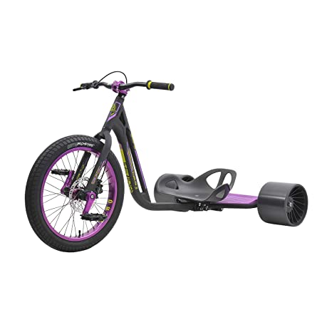 FireCloud Cycles Triad Pro Disc Drift Trike - Sindicato 3 en Color ...