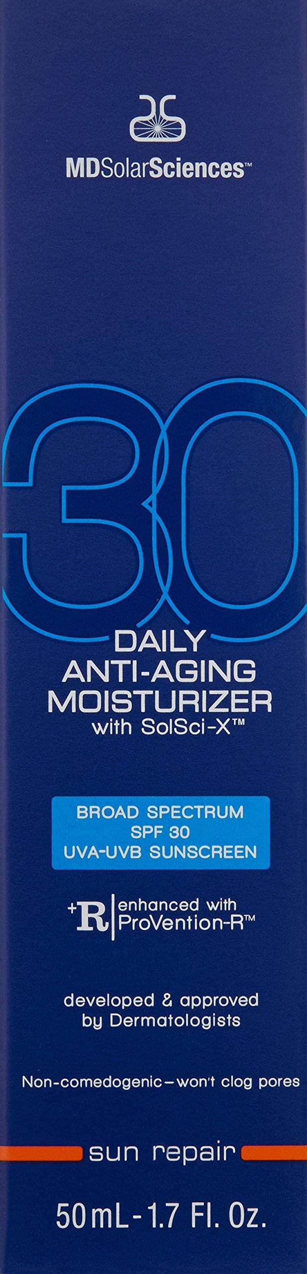 MDSolarSciences Daily Anti-Aging Broad Spectrum SPF 30 Moisturizer, 1.7 fl.oz. by MDSolarSciences (Image #3)