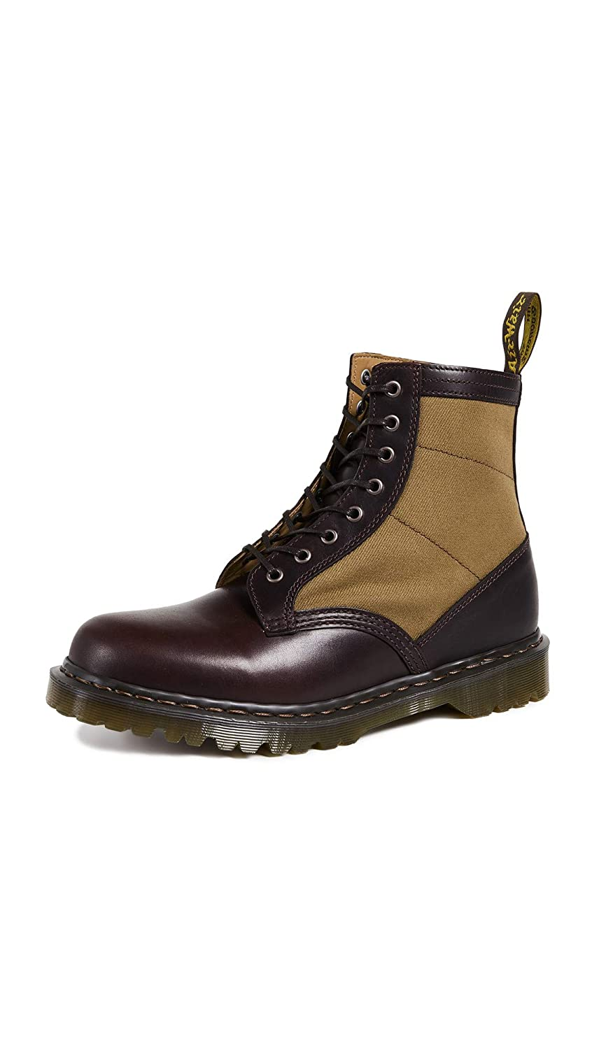 Dr.Martens Made in England 1460 Pascal Chocolate Military
