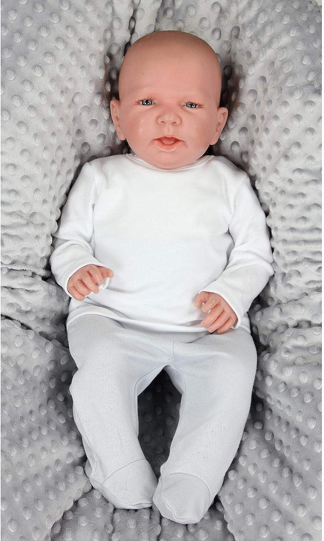 TupTam Camicia per Bambina a Maniche Lunghe Pacco da 5