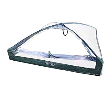 Lifetime 60078 Raised Garden Early Start Tent Enclosure  sc 1 st  Amazon.com & Amazon.com : Lifetime 60078 Raised Garden Early Start Tent ...
