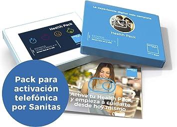 Sanitas Health Pack: 3 meses de seguro de salud con consultas y ...