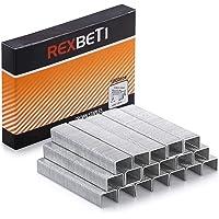 REXBETI 1000-Piece D-Type Staples