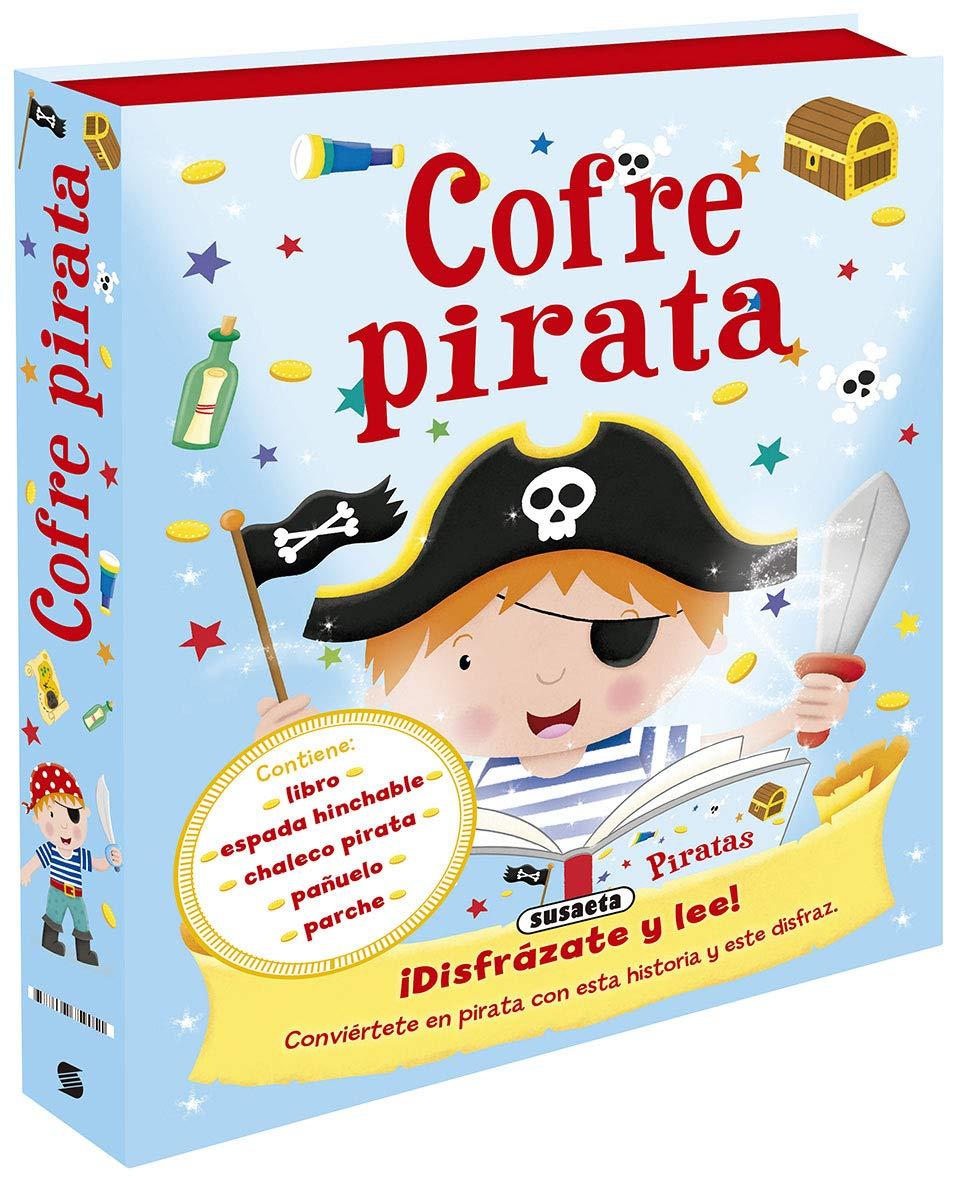 Cofre pirata (Una historia con disfraz): Amazon.es: Equipo Susaeta ...