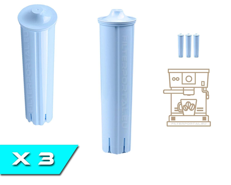 3X Filtro Cartuccia compatibile per Jura Claris Blue macchina da caffè caffè pieno auto AMT * filterportal