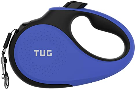 TUG 360° Tangle-Free, Heavy Duty Retractable Dog Leash