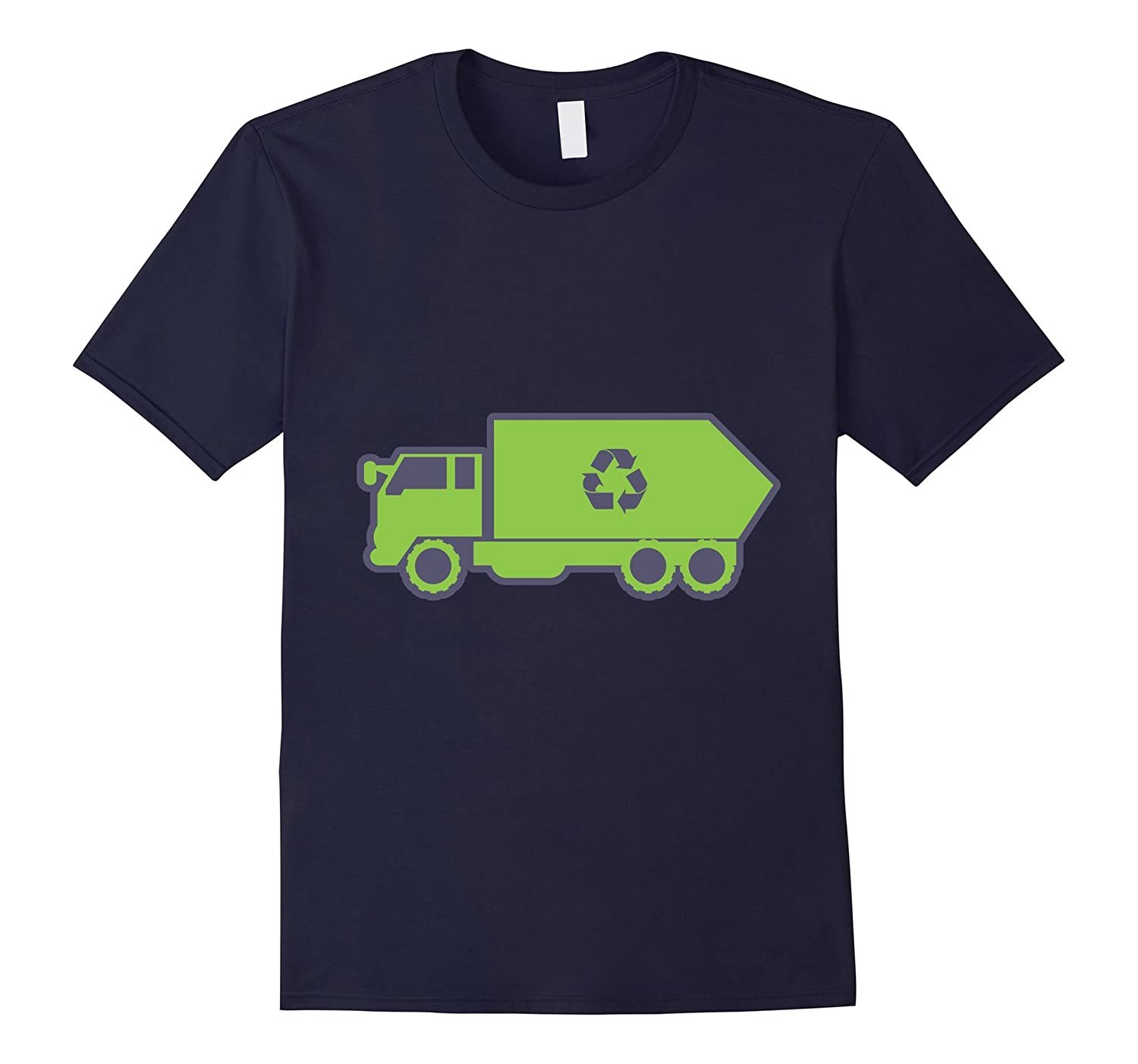 Garbage Truck Kids Gift T-Shirt-CD