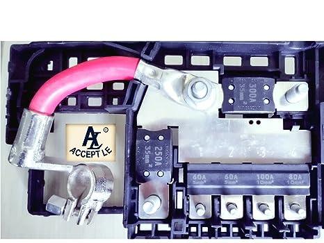 amazon com accept f4309 new fuse box battery terminal 2011 2017  2011 buick regal fuse box #15