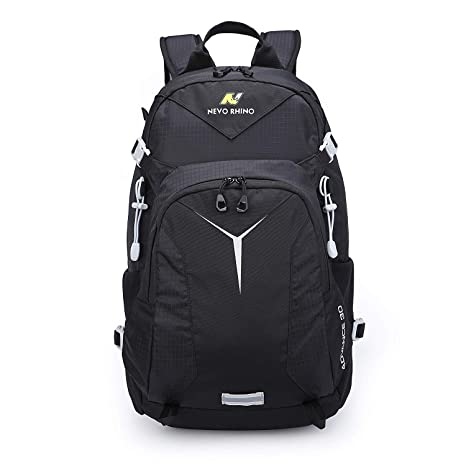 41e36f6f0306 Amazon.com   NEVO RHINO Waterproof Backpack for Camping