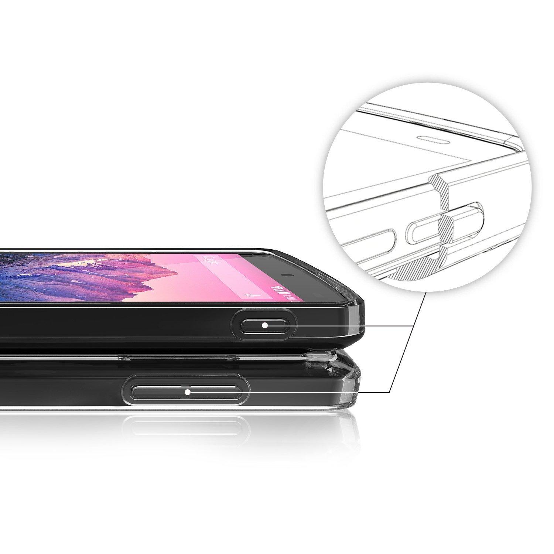 Amazon Nexus 5 Case Ringke Fusion Case Free Hd Filmdrop