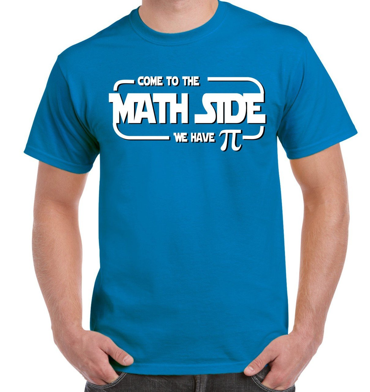 Come To The Math Side We Have Pi Tshirt