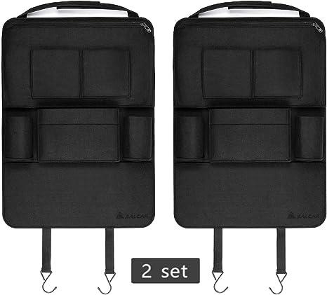 Großverkauf Schwarz Dual-Reißverschluss Multifunktionale Aufbewahrungstasche