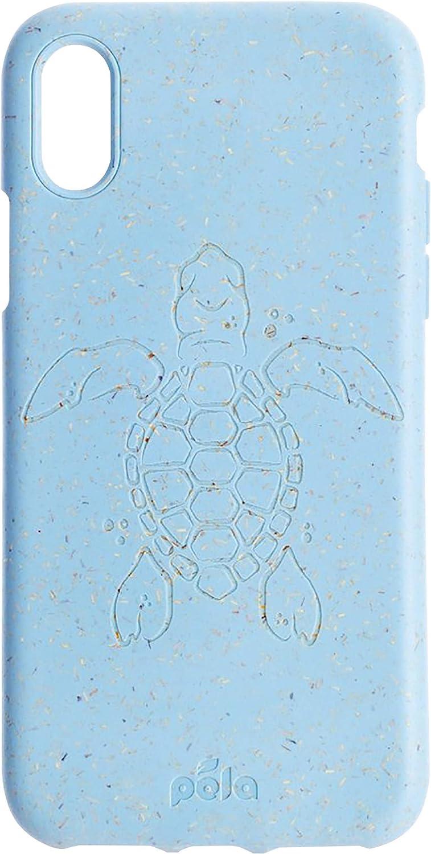 Pela: Funda Biodegradable para iPhone X, sin plástico: Amazon.es ...