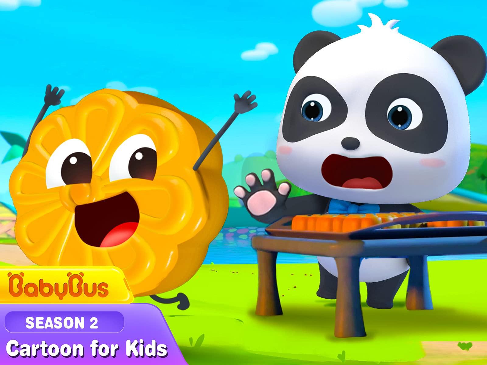 BabyBus - Cartoon for Kids on Amazon Prime Video UK