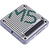 1RS485 Port 1CAN Integrated with 2IIC HUAZHU M5Stack COMMU Module MCP2515-1//SO CAN Controller and SP3485EN-L//TR RS485 Transceiver Support Arudino IDE for M5Stack ESP32 M5Stack Kit 1TTL