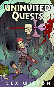 Giveaway: Uninvited Quests: A Comedic Fantasy Adventure (World of...