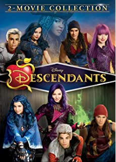 Amazon com: Descendants: Dove Cameron, Cameron Boyce, Booboo Stewart
