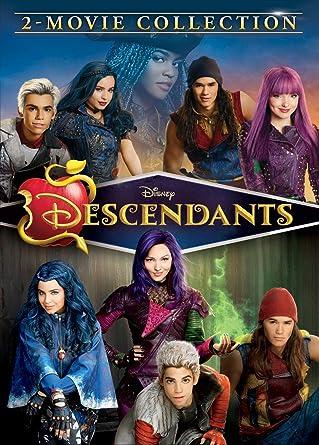 Amazon Com Descendants Descendants 2 2 Movie Collection Cameron