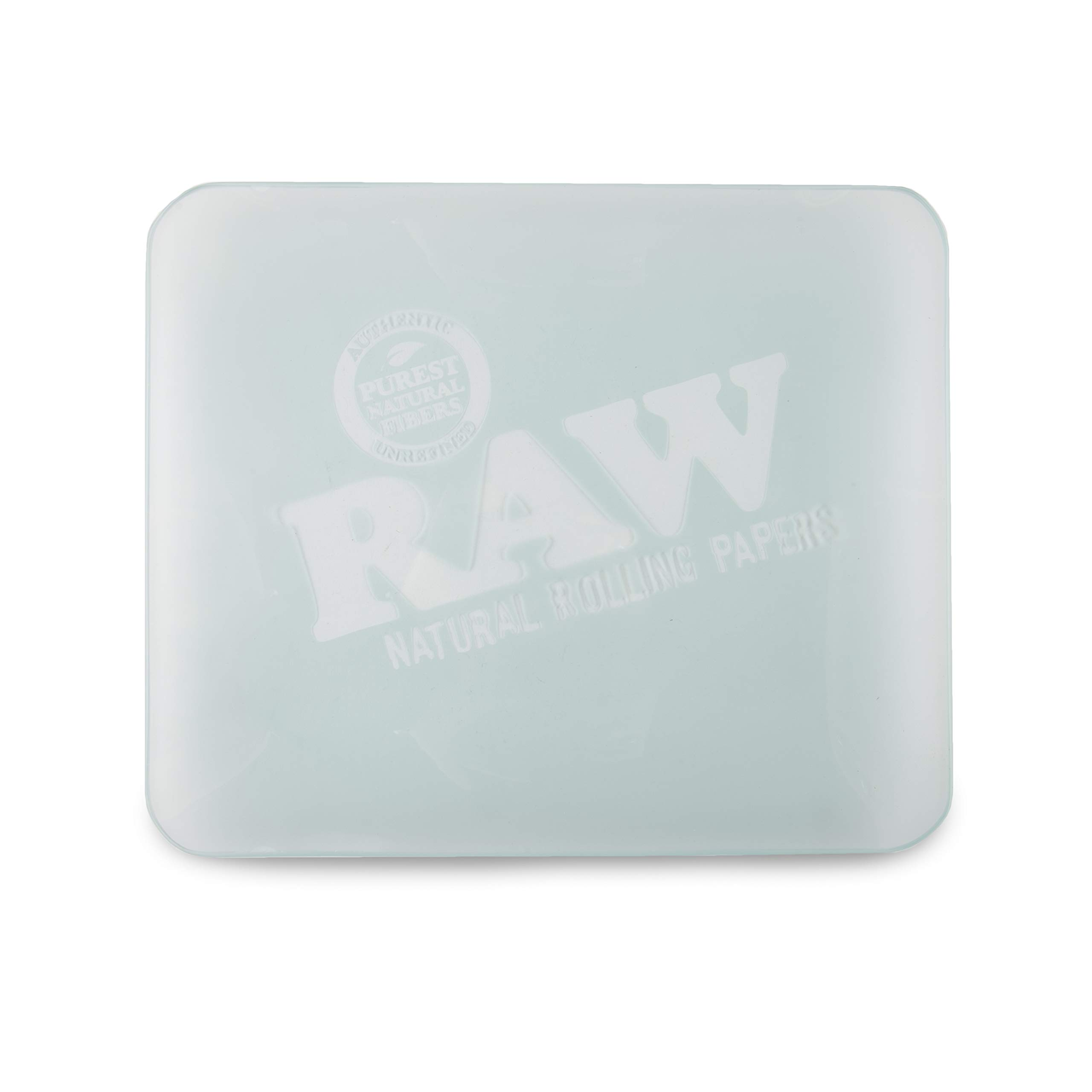 RAW Frosted Glass Tray - Large