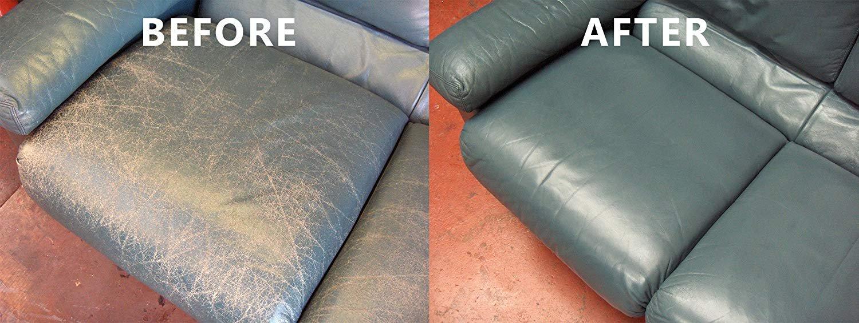 Furniture Clinic Leather Recoloring Balm – Renew, Restore & Repair ...