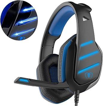 Beexcellent GM-3 Auriculares para Juego para Xbox One PS4
